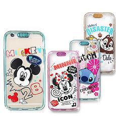 迪士尼授權正版 iPhone 6s/6 4.7吋 i6 來電發光軟式保護套 閃光燈效果手機殼